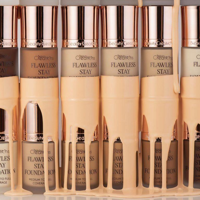 Beauty Creations Flawless Stay Foundation Promo 1