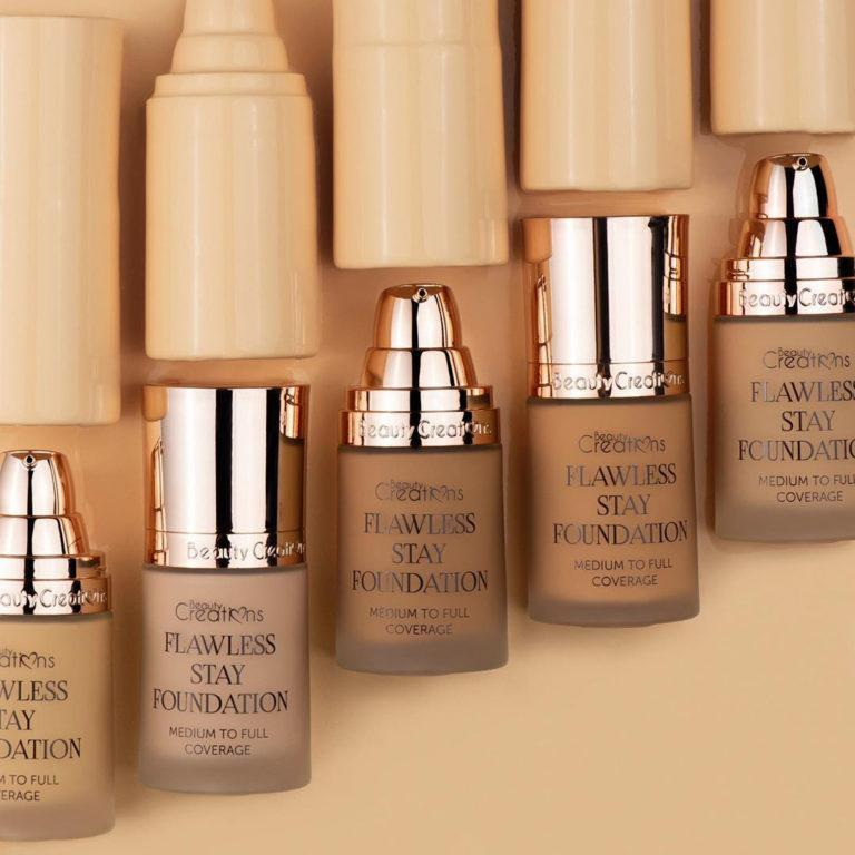 Beauty Creations Flawless Stay Foundation Promo 3