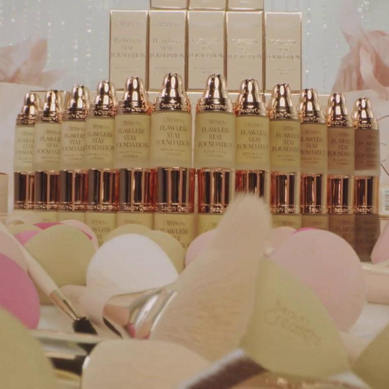 Beauty Creations Flawless Stay Foundation Promo Video
