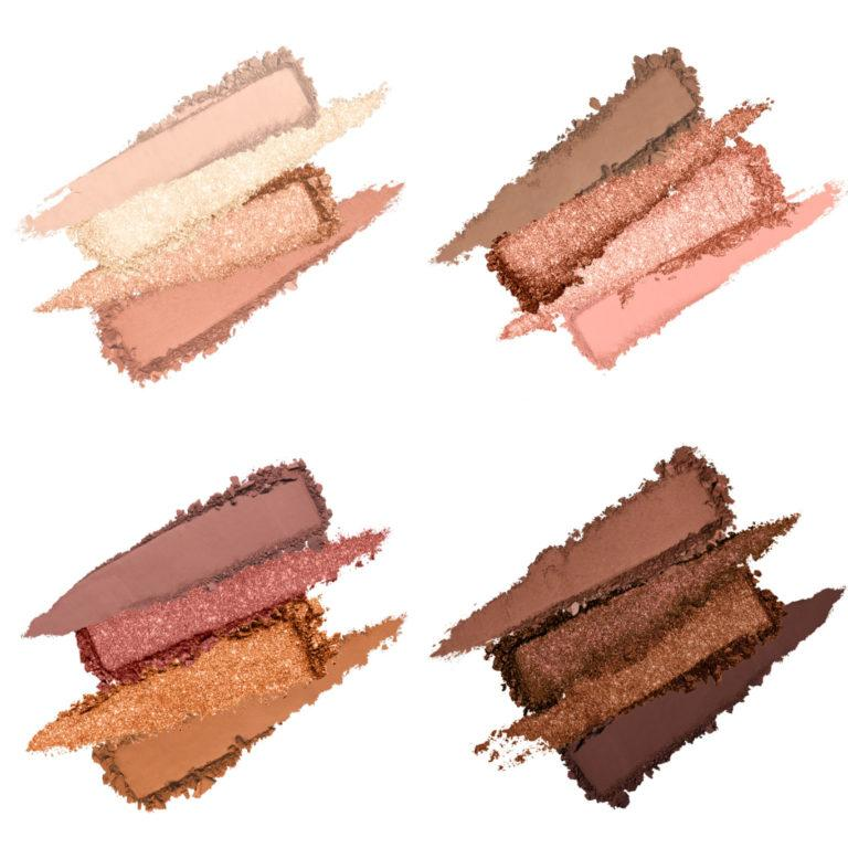 Born This Way The Natural Nudes Eye Shadow Palette Crash Swatches