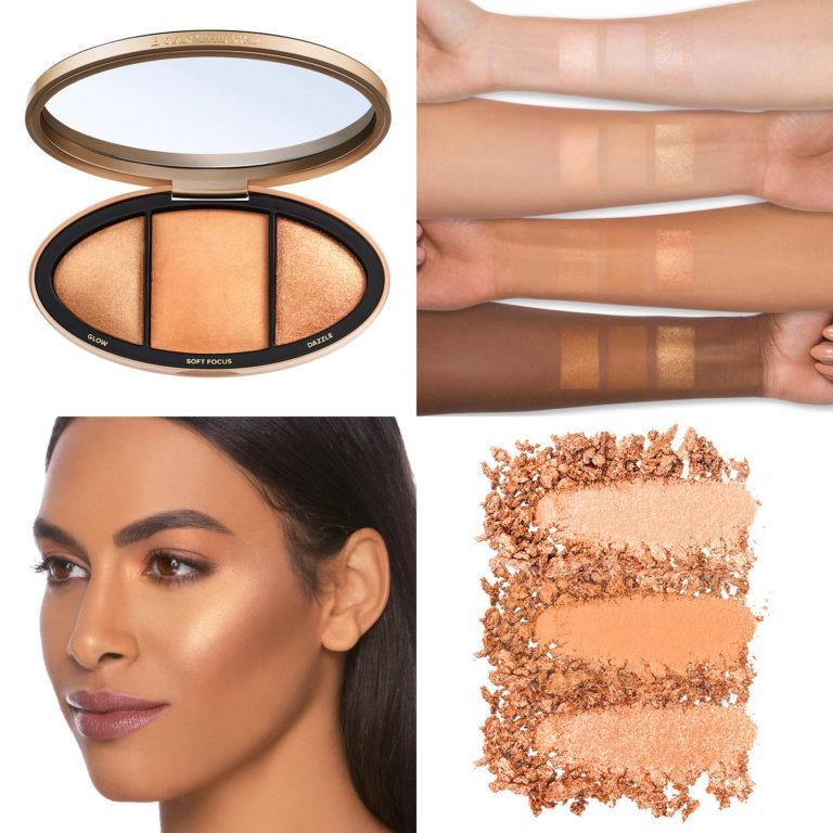 Born This Way Turn Up The Light Highlighting Palette Tan