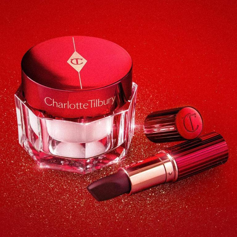 Charlotte Tilbury New Year Magic Red Duo