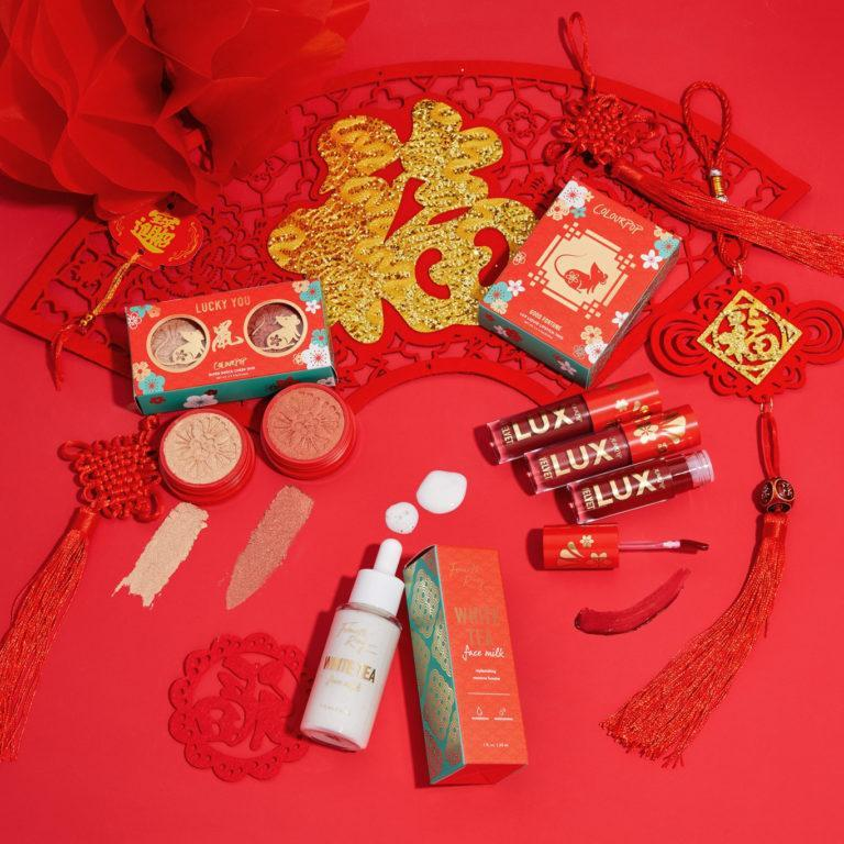 Colourpop Cosmetics Lunar New Year Collection