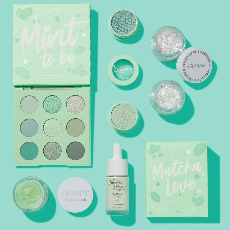 Colourpop Cosmetics Minty Fresh Collection Alt