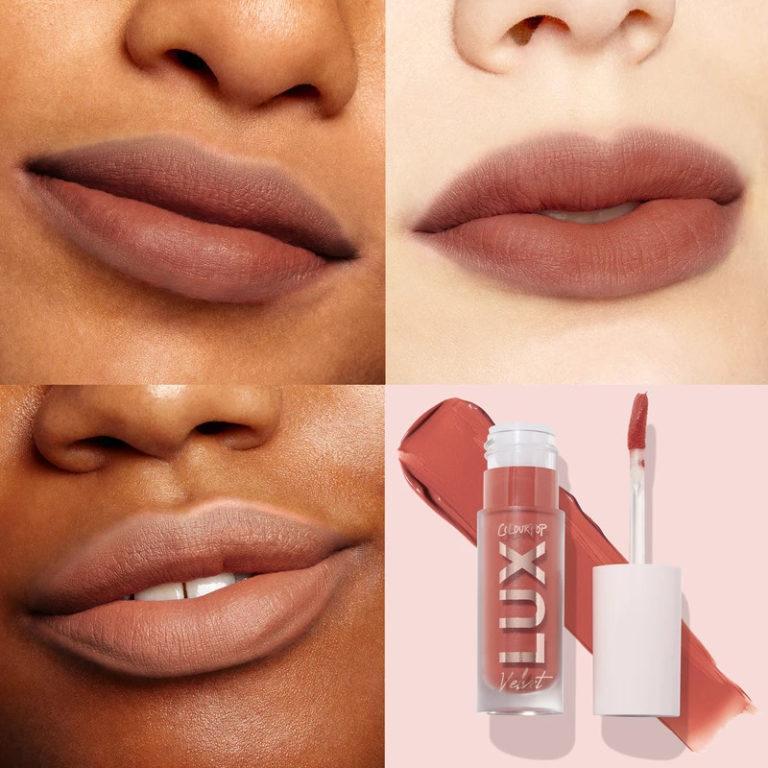 Colourpop Lux Velvet Liquid Lipstick Puddin