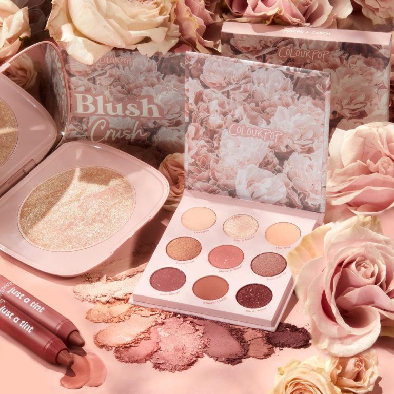 Colourpop Soft Glam Collection Blush Crush Set