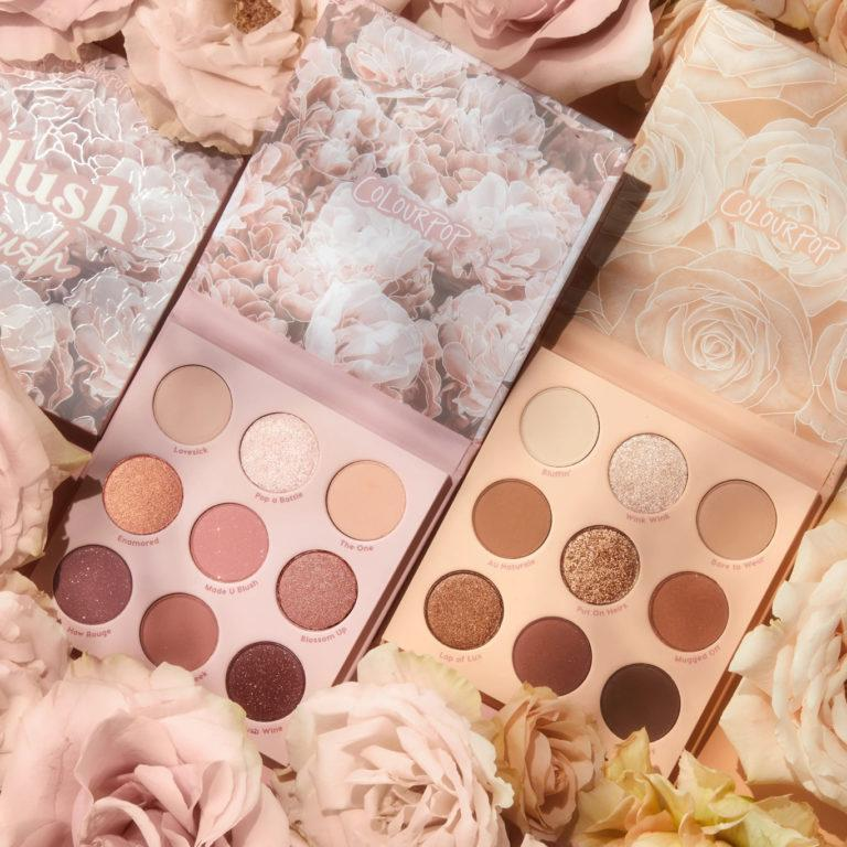 Colourpop Soft Glam Collection Eyeshadow Palettes