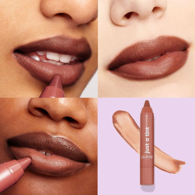 Colourpop Soft Glam Collection Lip Crayon Overexposed