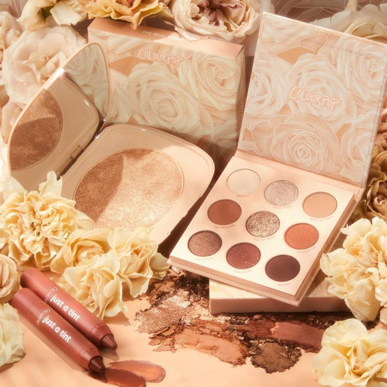 Colourpop Soft Glam Collection Nude Mood Set
