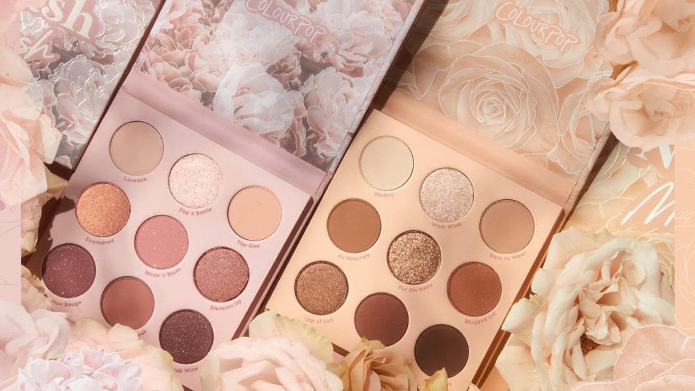 Colourpop Soft Glam Collection Portada
