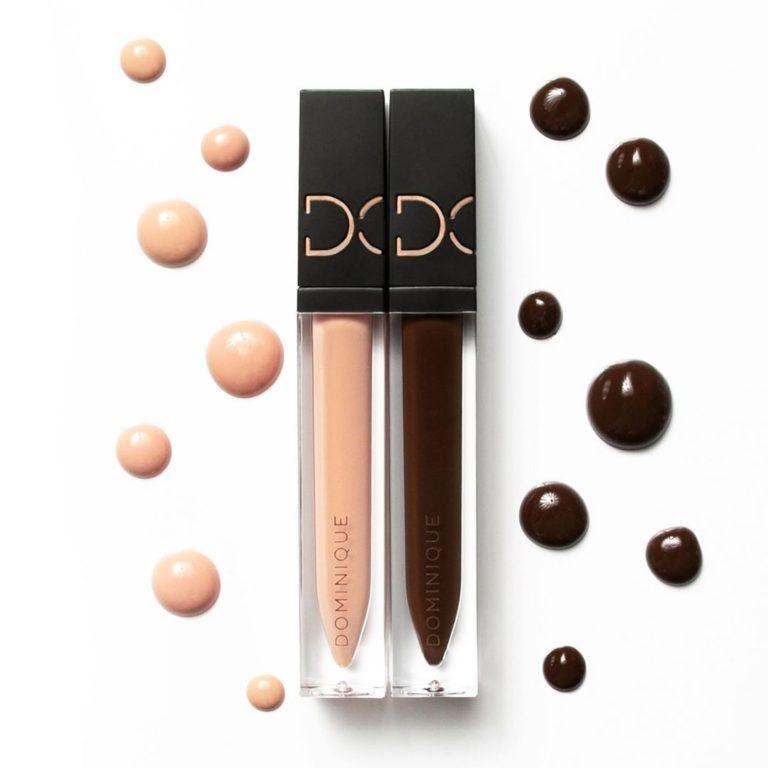 Dominique Cosmetics Creamer and Java Lip Glosses