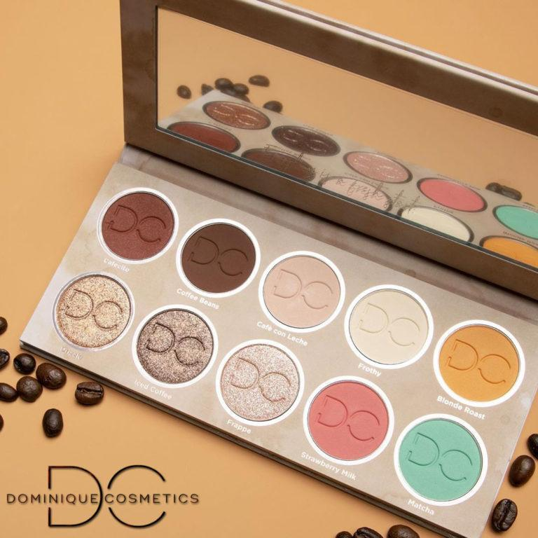 Dominique Cosmetics Latte 2 Eyeshadow Palette Post Cover