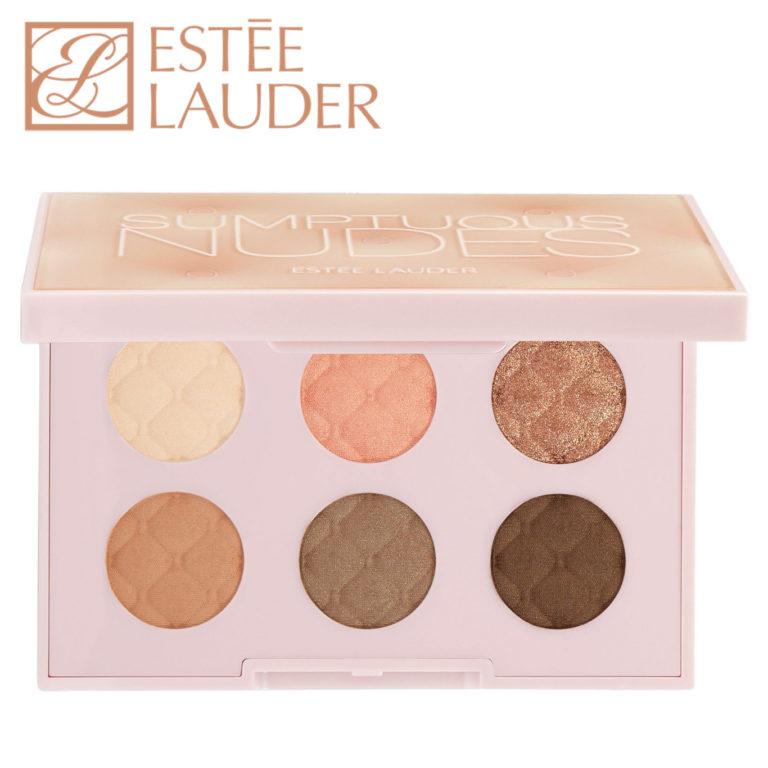 Estee Lauder Sumptuous Nudes Silky Smooth Eyeshadow Palette Post Cover