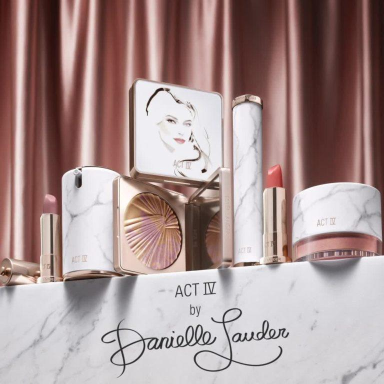 Estee Lauder x Danielle Lauder Act IV Collection