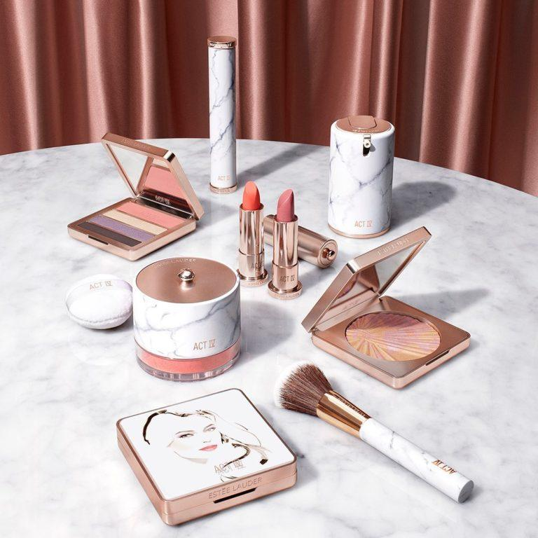 Estee Lauder x Danielle Lauder Act IV Collection Alt