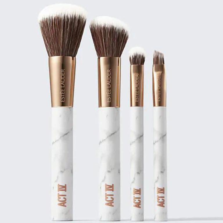 Estee Lauder x Danielle Lauder Act IV Collection Brushed By Fame Makeup Brush Kit