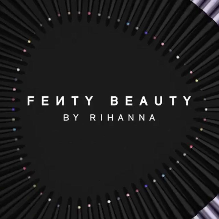 Fenty Beauty Flypencil Eyeliner Video Promo Shades Black