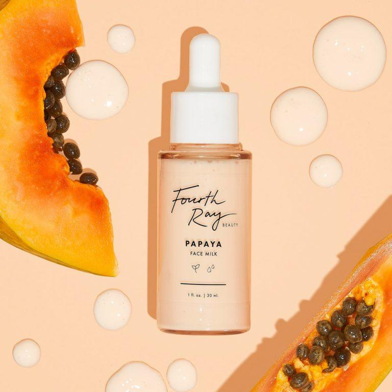 Fourth Ray Beauty Papaya Face Milk