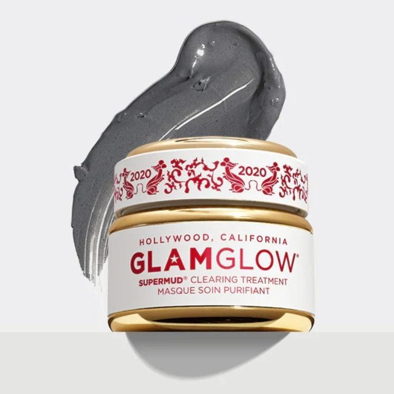 GlamGlow SUPERMUD Clearing Treatment Mask Chinese New Year 2020 Product
