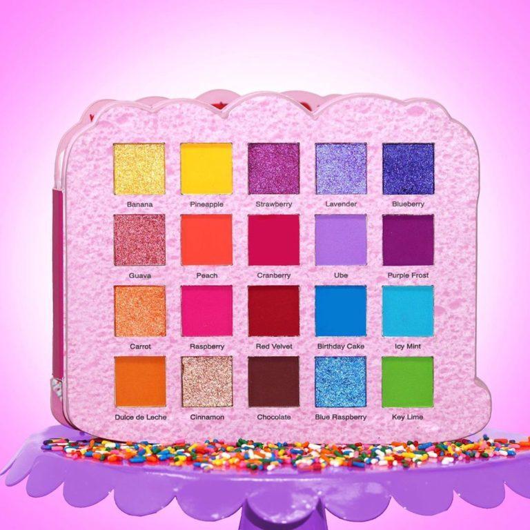 GlamLite Cake Palette