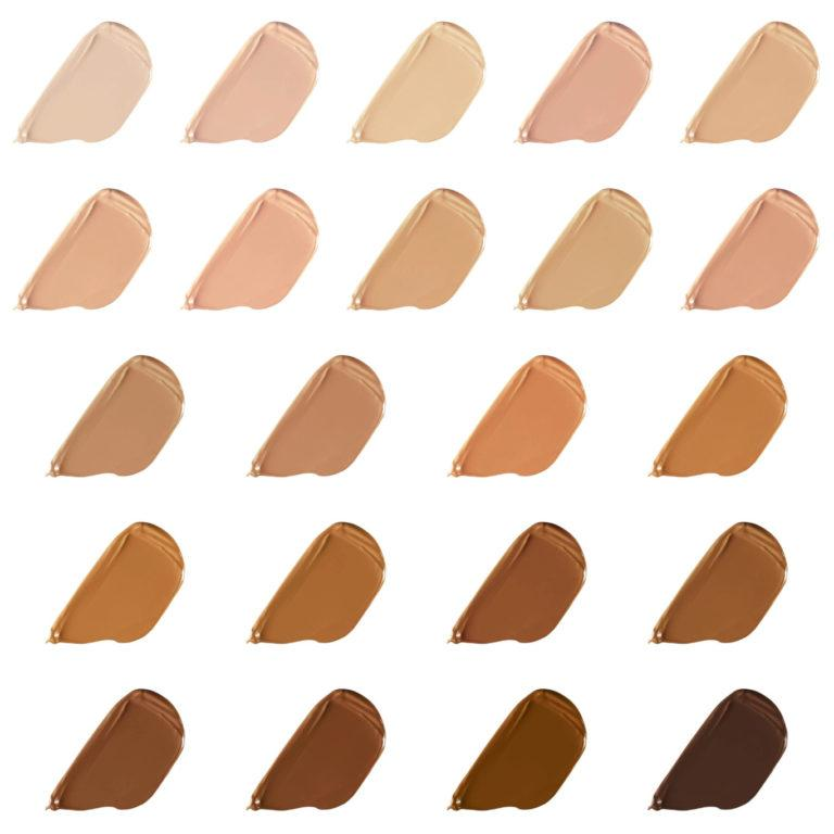 Hourglass Cosmetics Vanish Airbrush Concealer All Shades Swatches