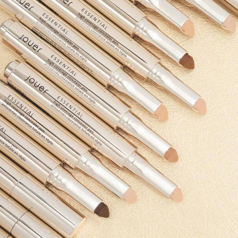 Jouer Cosmetics Essential High Coverage Concealer Pen Open