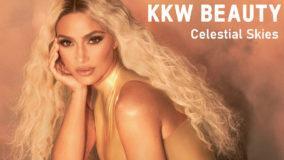 Colección Celestial Skies de KKW Beauty