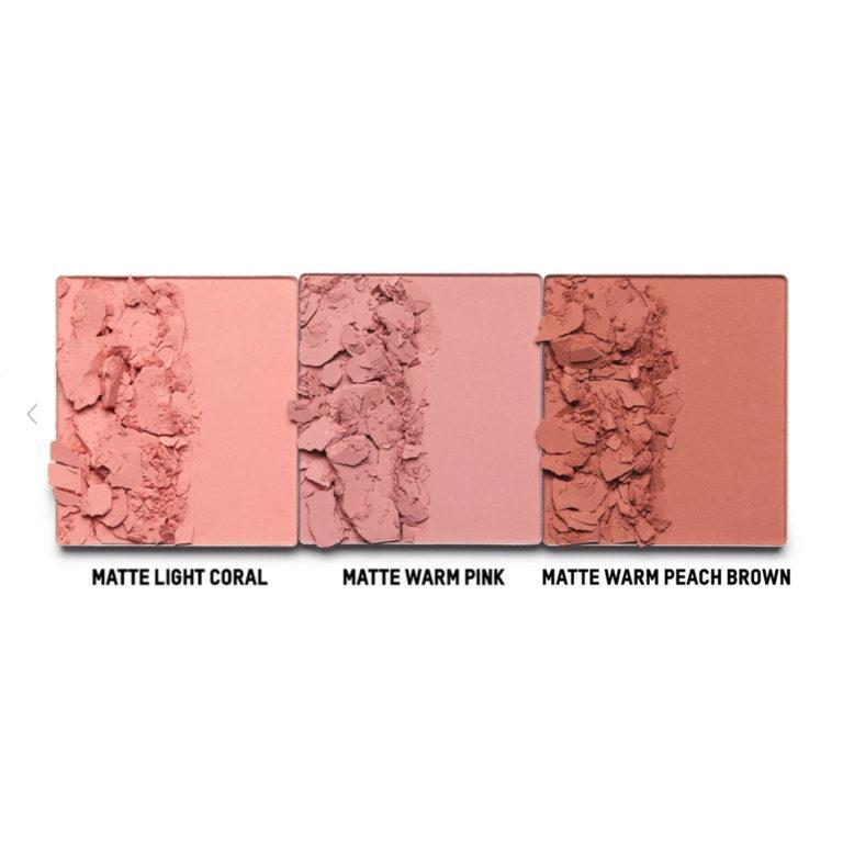 KKW Beauty Celestial Skies Collection Blushe Matte Swatch
