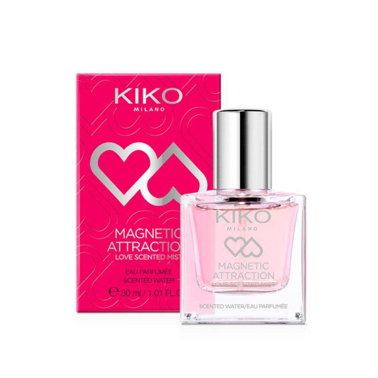 Kiko Milano Magnetic Attraction Collection Love Scented Mist