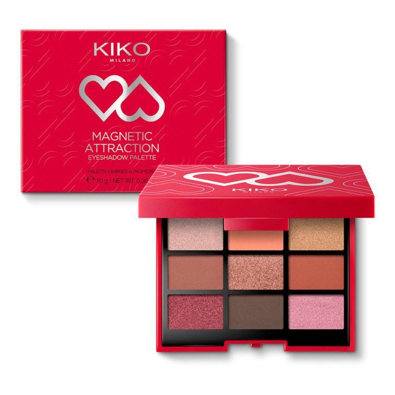 Kiko Milano Magnetic Attraction Collection Palette