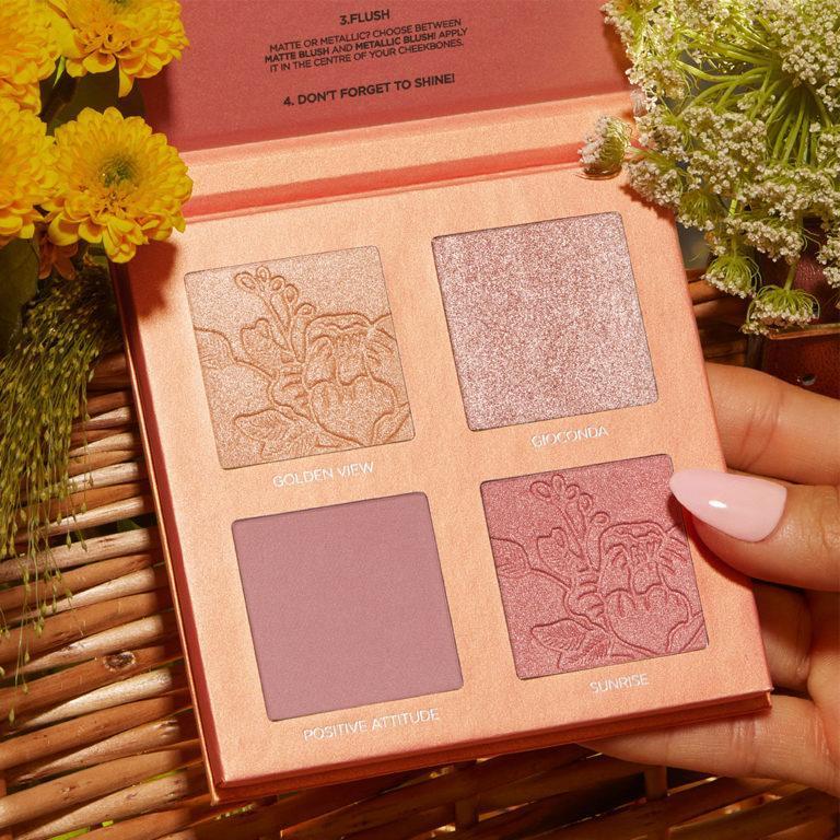 Kiko Milano Tuscan Sunshine Collection Face Palette