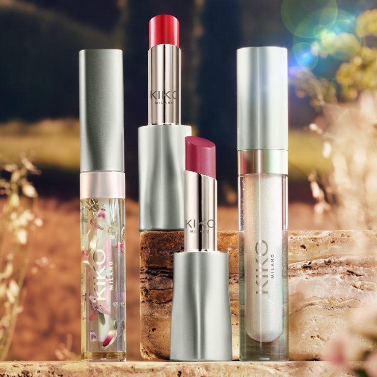 Kiko Milano Tuscan Sunshine Collection Lips Products