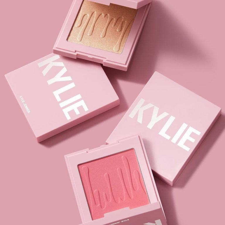 Kylie Cosmetics Kylight in Sunday Brunch & Blush in Pink Dreams Promo