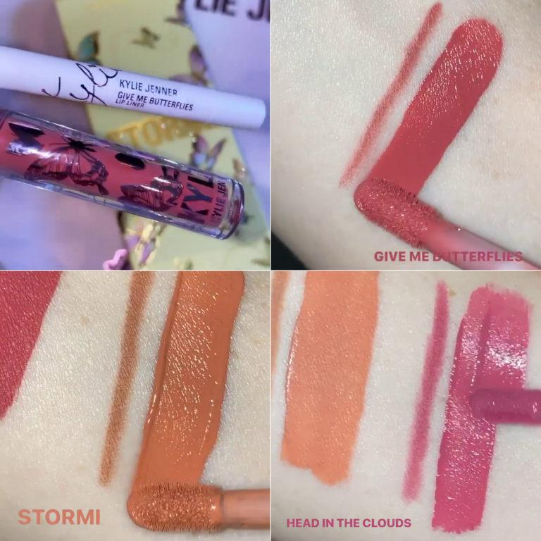 Kylie Cosmetics Stormi Collection Lip Kits