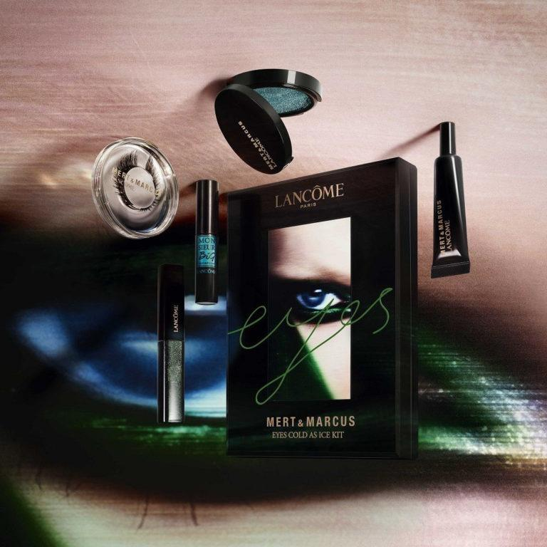 Lancome After Dark Collection Eyes Cold As Ice Kit Alt