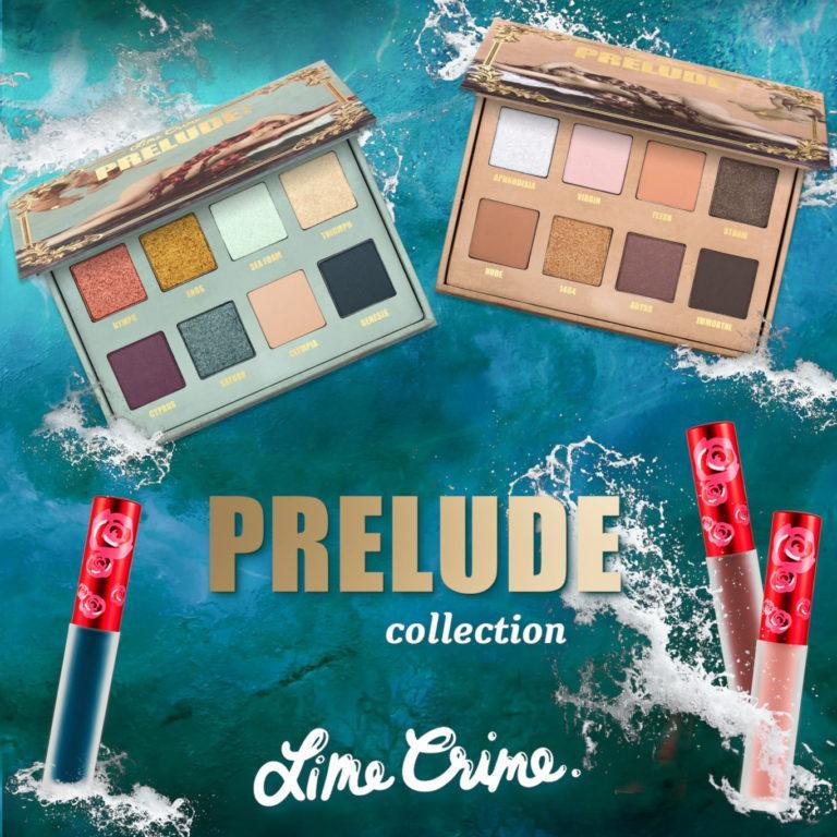 Lime Crime Prellude Collection Post Cover