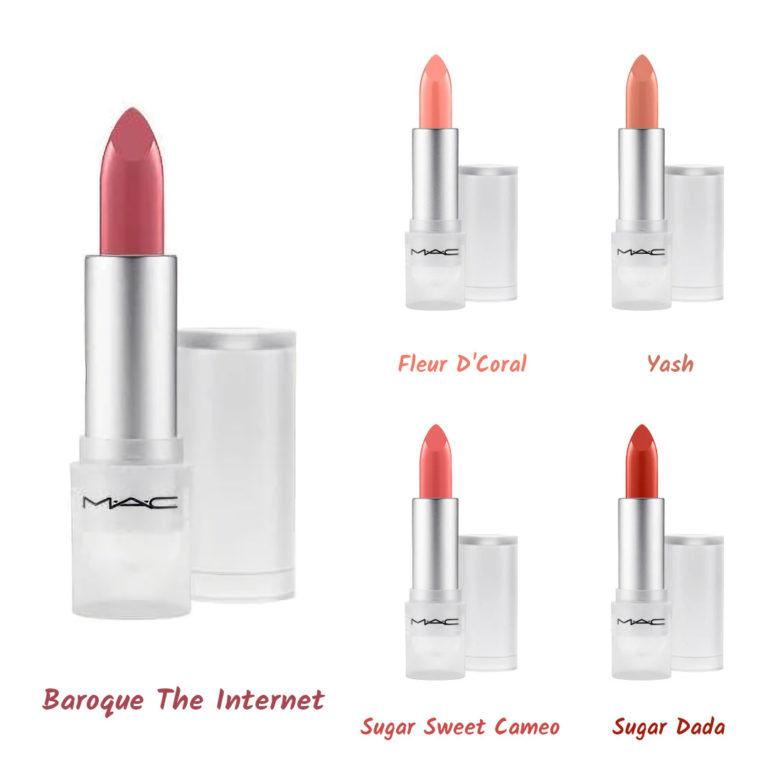 Loud and Clear Lipsticks