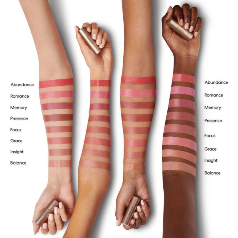 MINERALIST Hydra Smoothing Lipstick Arm Swatches 1