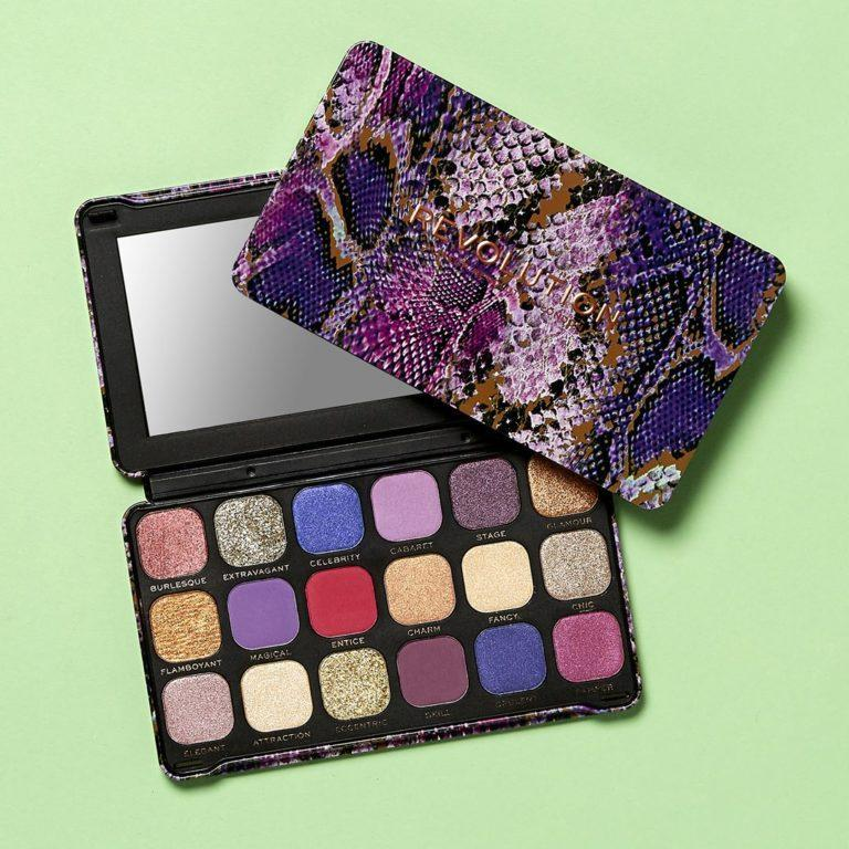 Makeup Revolution Forever Flawless Palettes Show Stopper Promo