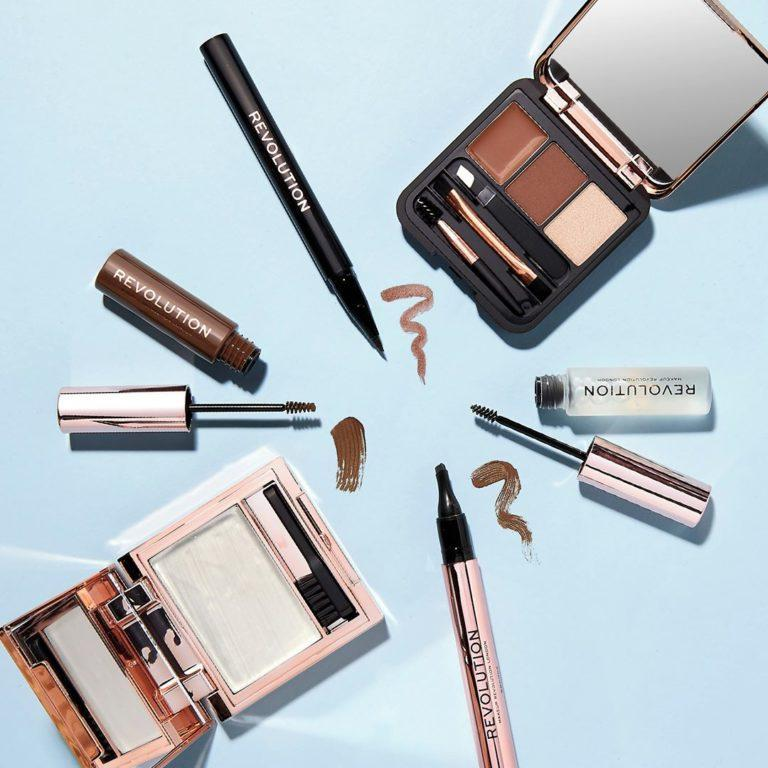 Makeup Revolution New Eyebrow Products