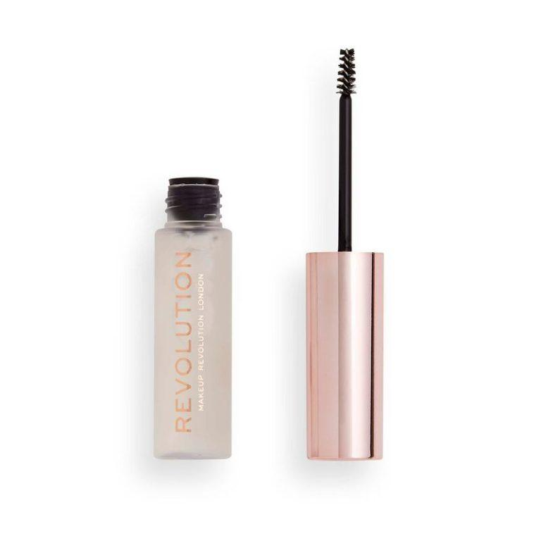 Makeup Revolution New Eyebrow Products Brow Fixer