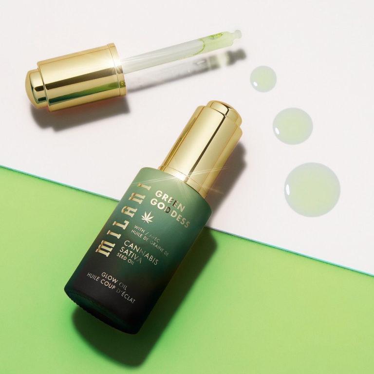Milani Green Goddess Glow Oil Promo