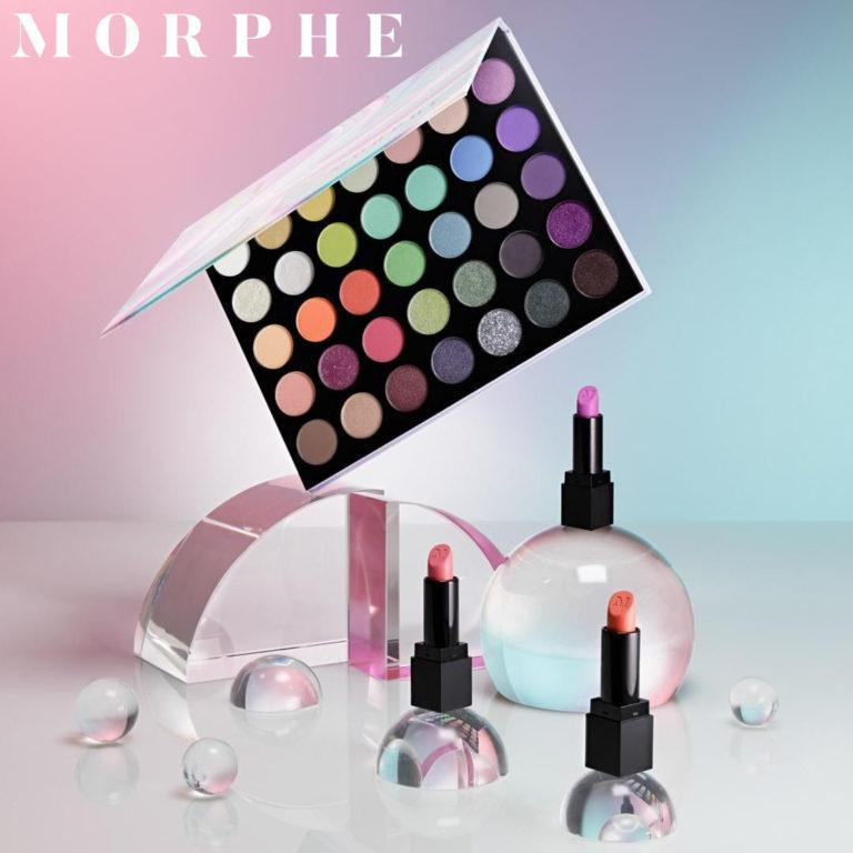 Morphe x Pony Icy Fantasy Collection Post Cover