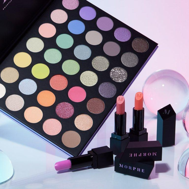 Morphe x Pony Icy Fantasy Official Full Collection Promo
