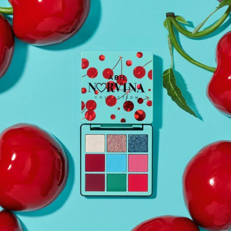 Norvina Mini Pro Pigment Palette Vol. 3 Cherries