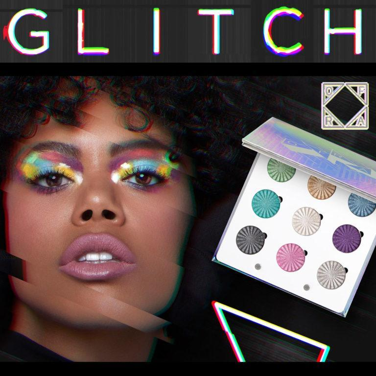 Ofra Cosmetics Glich Palette Post Cover