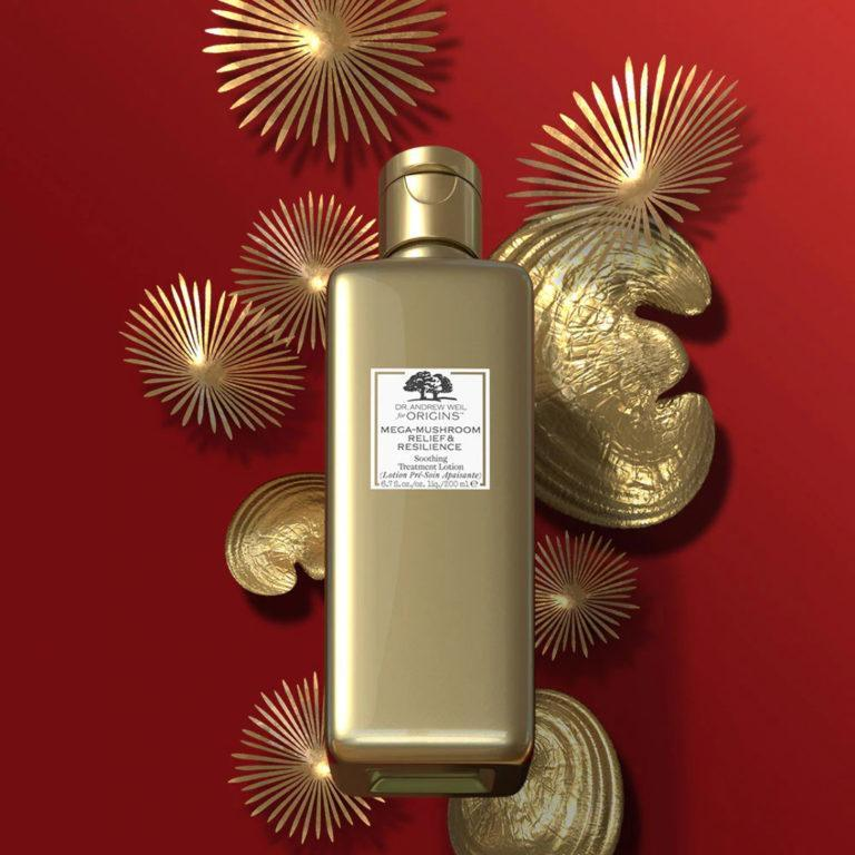 Origins Lunar New Year Mega Mushroom Relief & Resilience Soothing Treatment Lotion