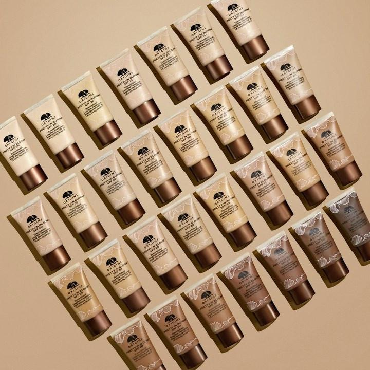 Origins Pretty in Bloom™ Flower Infused Long Wear Foundation SPF20 Shade Range