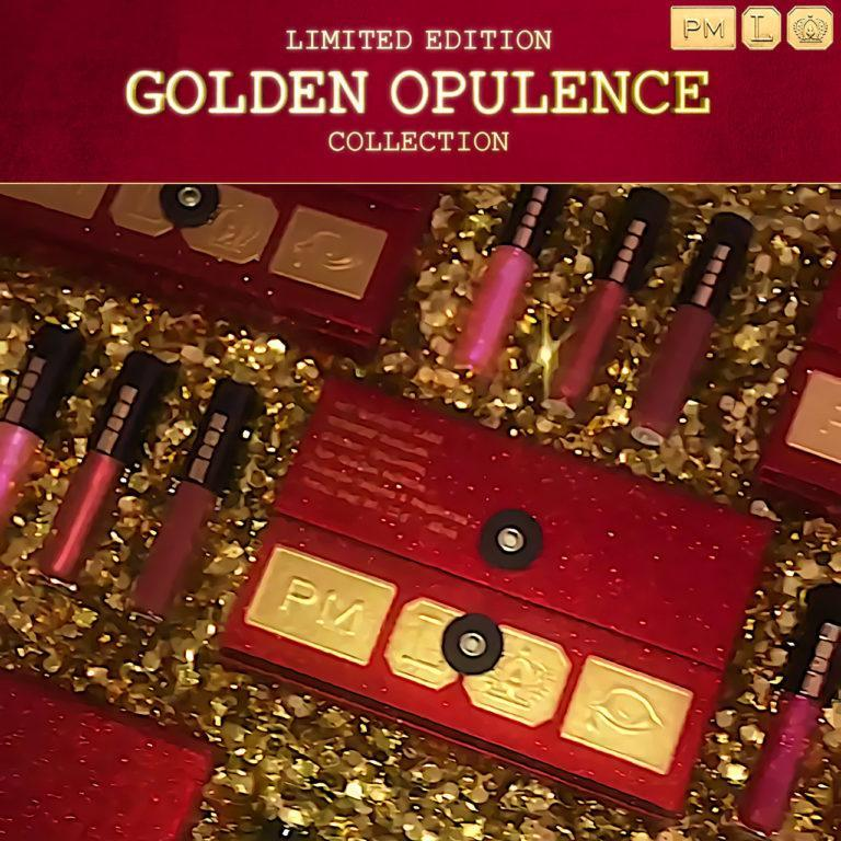 Pat McGrath Labs Golden Opulence Collection
