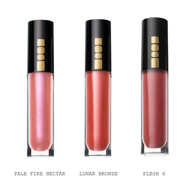 Pat McGrath Labs Mini Lip Gloss Trio Bronze Opulnece